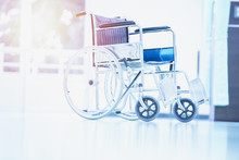 Wheelchairs In The Hospital ,c...