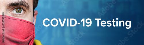 Fotografía COVID-19 Testing