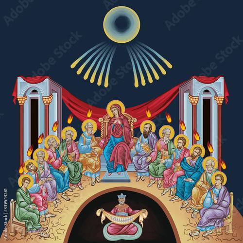 Fototapeta Pentecost