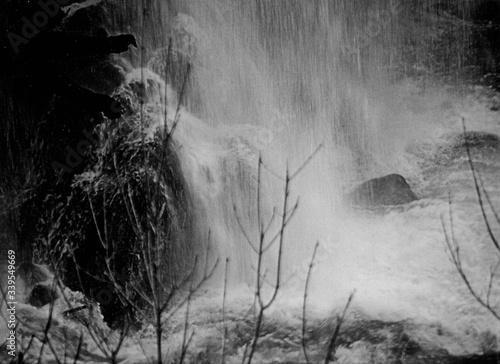 Photo Foto analogiche in bianco e nero digitalizzate