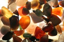 Close-up Of Semi-precious Gems