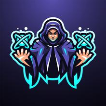 Esper Esport Mascot Logo Design