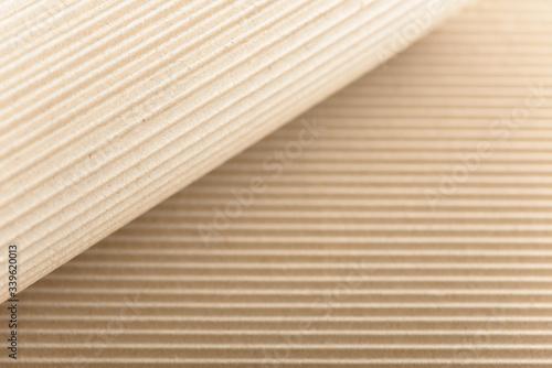 Foto Carton or cardboard packing material
