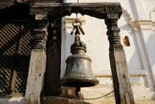 Hindu Bell At Durbar Square, B...