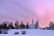 Church Of Alexander Nevsky, Vologda, Russia