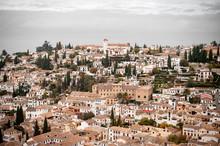 View Of The Albayzin Quarter I...