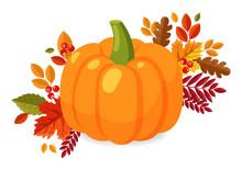 Hello Autumn, Sale Banner, Fla...