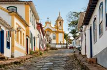Tiradentes City Streets - Sain...