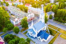 Beautiful Lutheran Church In T...