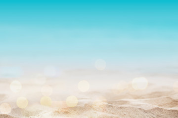 Beach product background