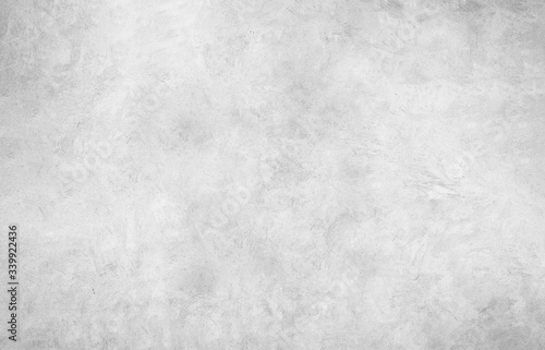 Fototapeta Wallpaper gray wall. Vintage concrete texture obraz