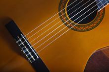 Yellow Acoustic Classic Spanis...