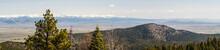 Baker Valley Overlook In North...