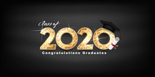 Class Of 2020 Vector Text For ...