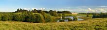 Petworth Park House In Landsca...