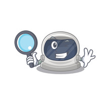 Smart Detective Of Astronaut H...