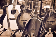 Acoustic Folk And Bluegrass In...