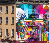 Sztuka uliczna Nowego Jorku