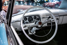 Interior View Of Restored 50s...