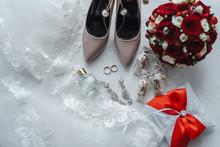 Wedding Bouquet. Bride's Bouqu...