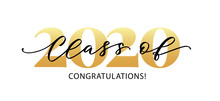 Class Of 2020. Congratulations...