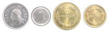 Honduras Coins In A Row