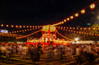 Leinwanddruck Bild - 夏祭りと盆踊り