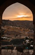 Amer Fort, Jaipur. Through A E...