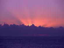 Beautiful Nature Sun Rise Land...