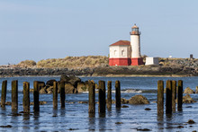 Bandon Lighthouse, Coquille River
