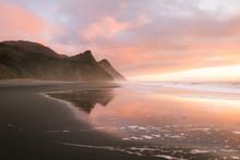 Sunset Colors And Cape Sebasti...