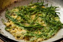 Cha-om Khai Or Acacia Omelette...