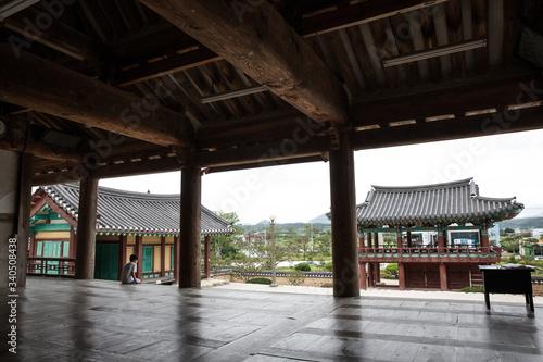 Valokuvatapetti Imgoseowon Confucian Academy in Yeongcheon-si, South Korea