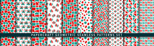 Paper Craft Geometric Seamless...