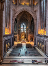 Liverpool Cathedral Interior W...