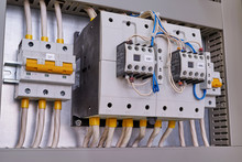 Two Powerful Power Contactors ...