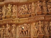 Erotic Sculptures And Sex Pose...