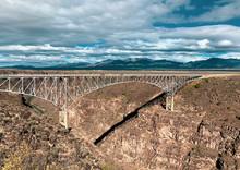 Rio Grande Gorge Bridge Taos N...