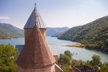 Georgia. Fortress Ananuri