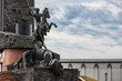 Der Park des Sieges  in Moskau