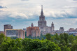 Skyline Moskau