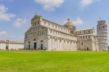 Cattedrale Di Pisa, The Square...