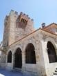 Torre de Bujaco, Cáceres (España). Muralla medieval de Caceres