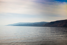View From The Sea Of Galilee N...
