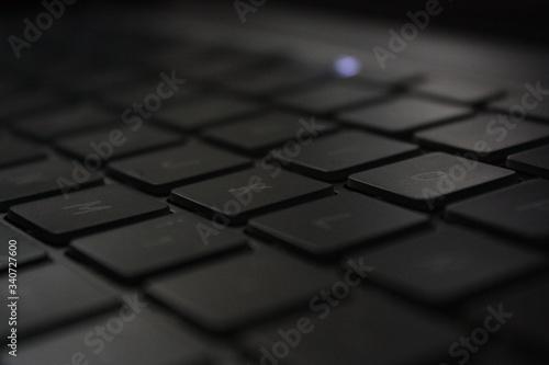 Photo teclado laptop