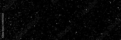 Abstract space background Fototapet