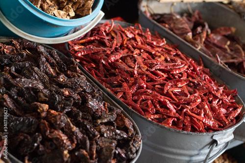 Valokuva Chiles rojos