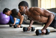 Crossfit Weight Lifting Class