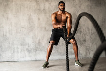 Battle Ropes Exercise