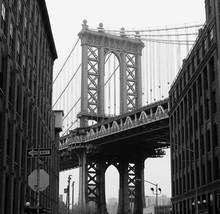 Manhattan Bridge New York City